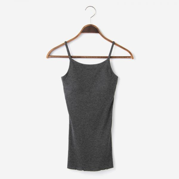 LUXE CAMISOLE M GRAY