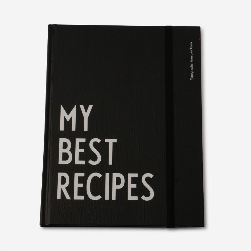 DESIGN LETTERS+Arne Jacbsen RECIPE BOOK