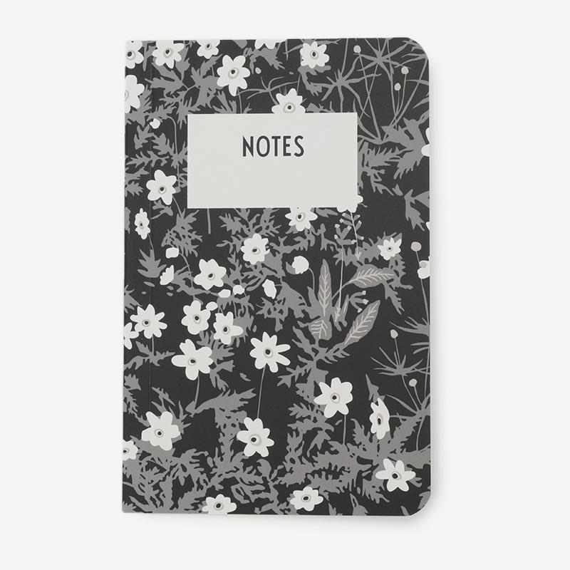 DESIGN LETTERS Flower by Arne Jacobsen NOTEBOOK(S)