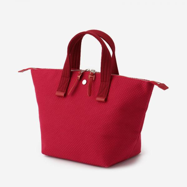 CaBas No.33 Bowler Small Red/Red