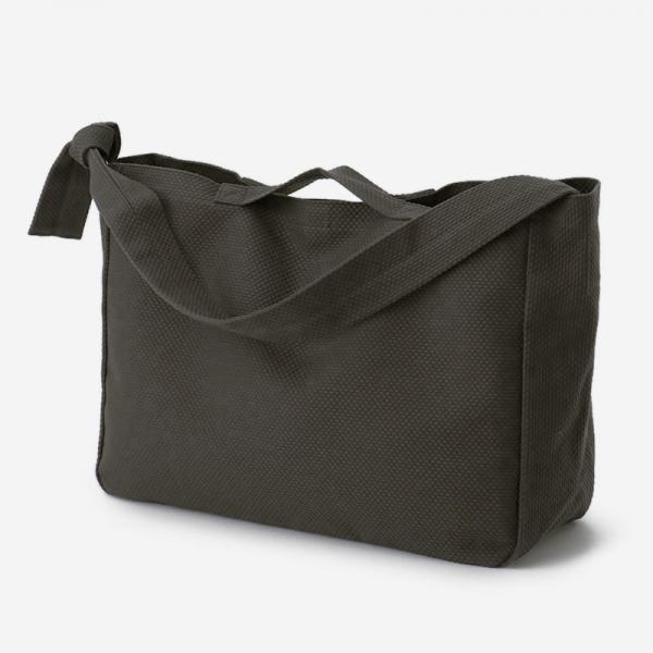 CaBas No.41 News Paper Bag Gray