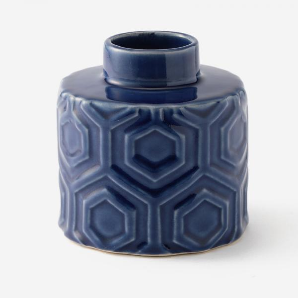SMAK VASE NAVY BLUE