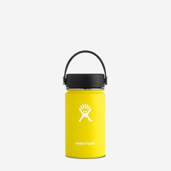 Hydro Flask Hydration 12oz レモン
