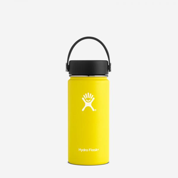 Hydro Flask Hydration 16oz レモン