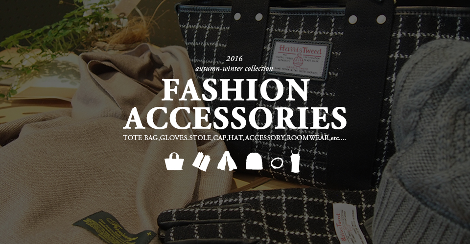 ▼FASHION ACCESSORIES